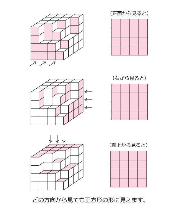 図形ドリルヒント53