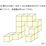 第60問 立方体の表面積