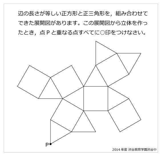 渋谷教育学園渋谷中(2014年)