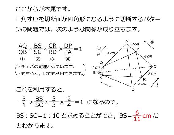 慶應義塾2012解説