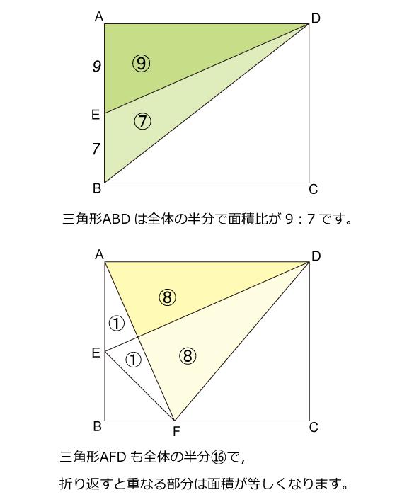 図形ドリル83ヒント