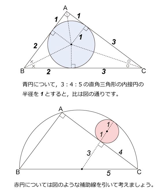 図形ドリル87ヒント
