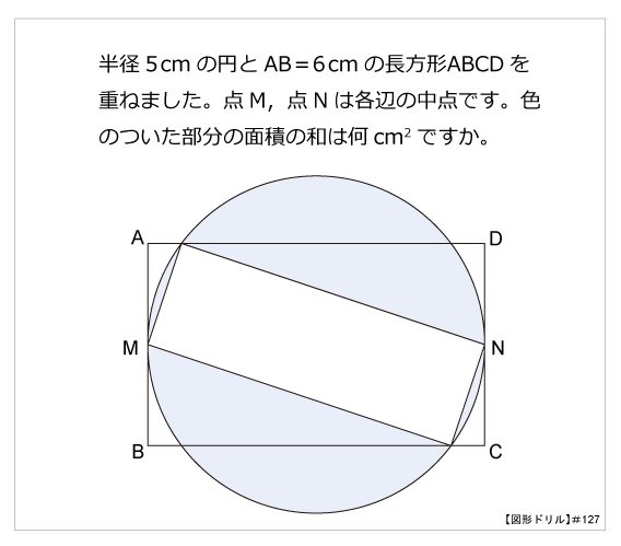 図形ドリル127