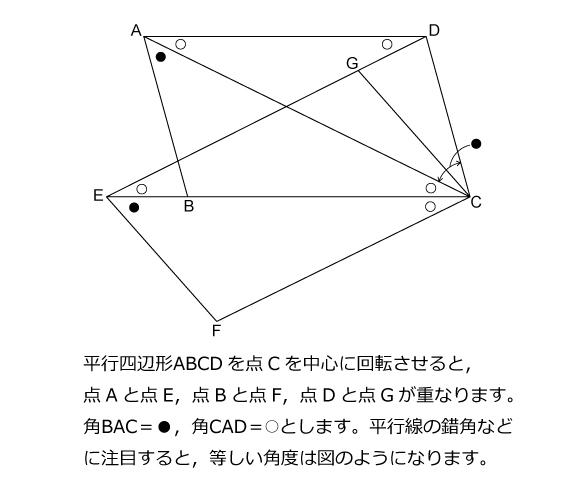 ジュニア算数オリンピック 2003 ファイナル解説01