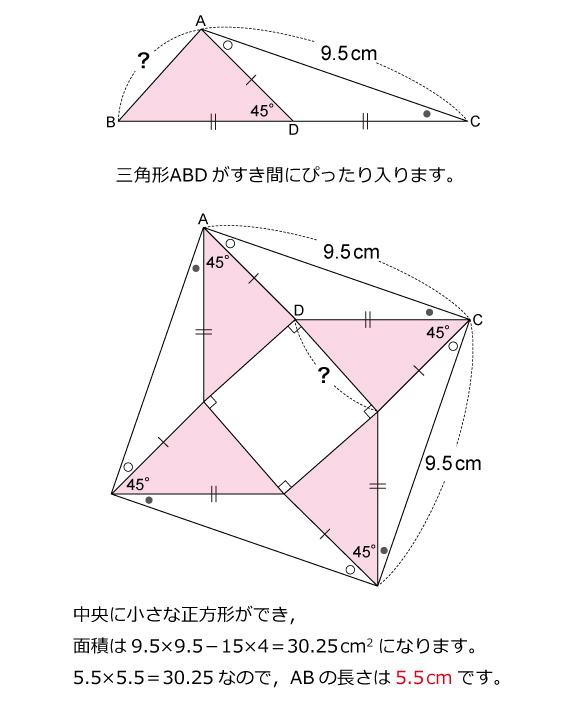 ジュニア算数オリンピック 2009 ファイナル解説02