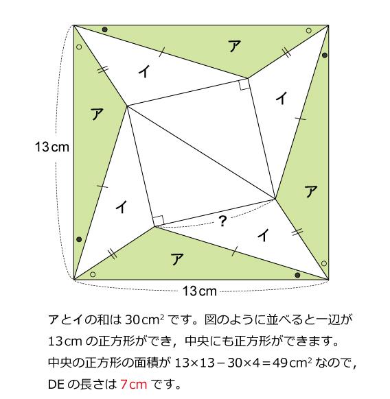 ジュニア算数オリンピック 2010 ファイナル解説02