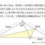 算数オリンピック 2011 トライアル