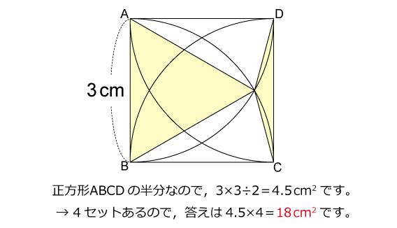 ジュニア算数オリンピック 1998 ファイナル解説03