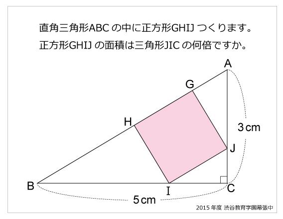 渋谷教育学園幕張中(2015年)相似