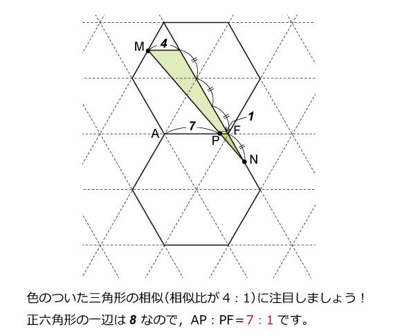豊島岡女子学園中(2015年)解説02