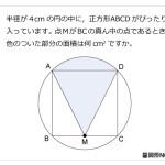 レベル5 円と正方形