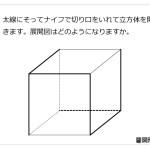 レベル3 立方体を開く