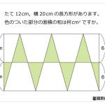 レベル5 等積変形の利用