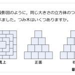 レベル2 立体の投影図